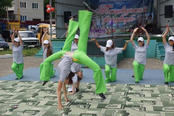 Фестивали конкурсы танцевальных направлений